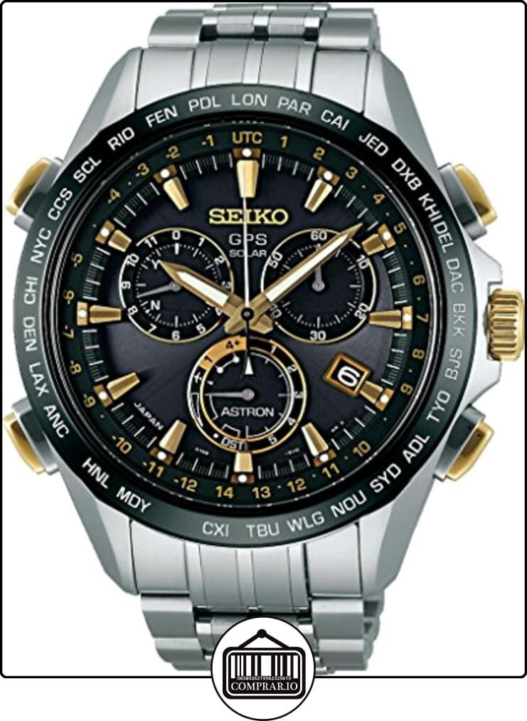 e3d056da25a Seiko Reloj de caballero SSE007J1 ✿ Relojes para hombre - (Lujo ...