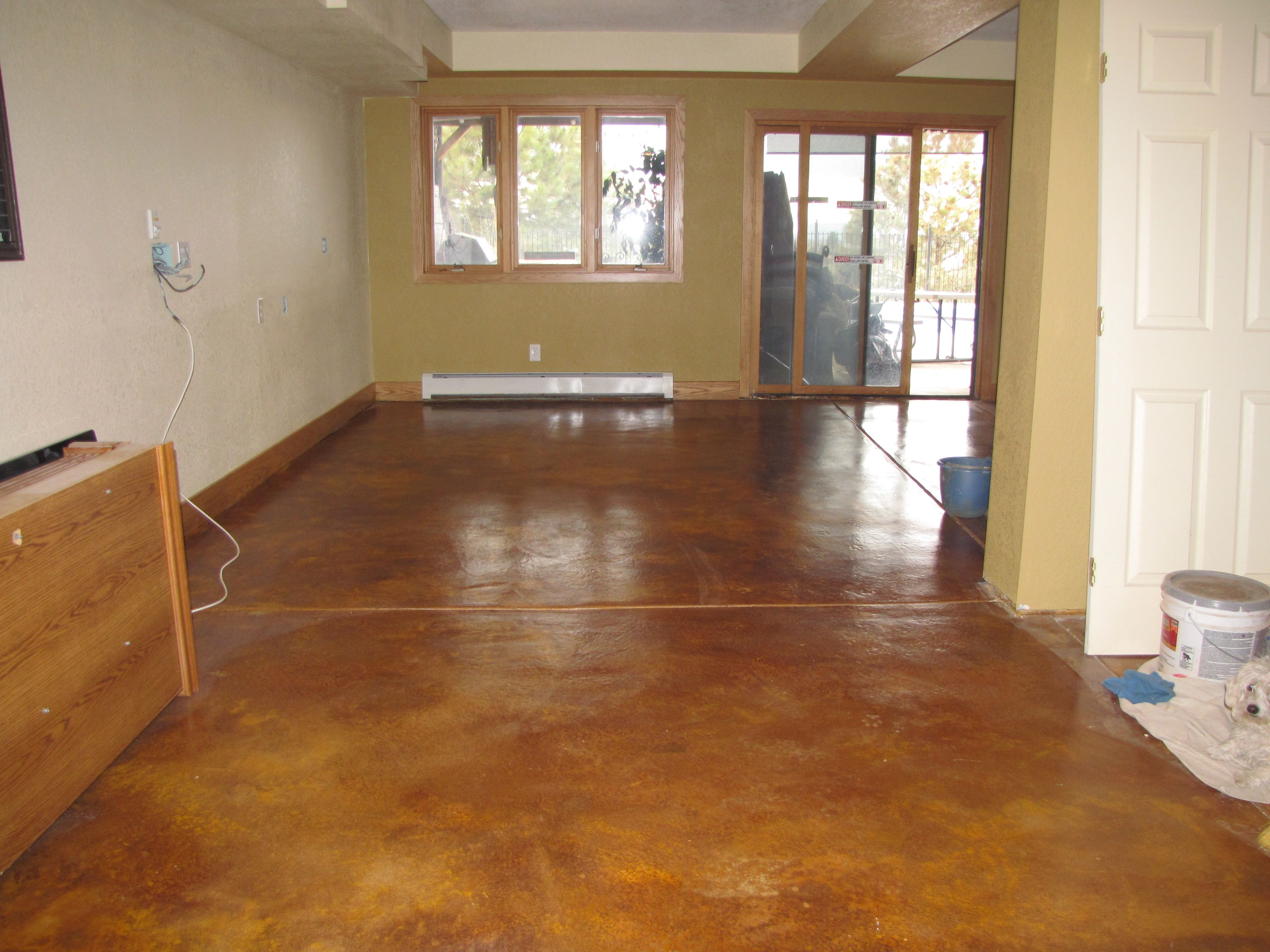 Inspirational Best Paint for Basement Floor