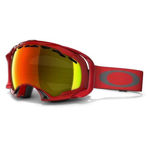 a0334878d55 Oakley Splice Snow Goggles - Viper Red Fire Iridium 57-751 - Extreme Supply