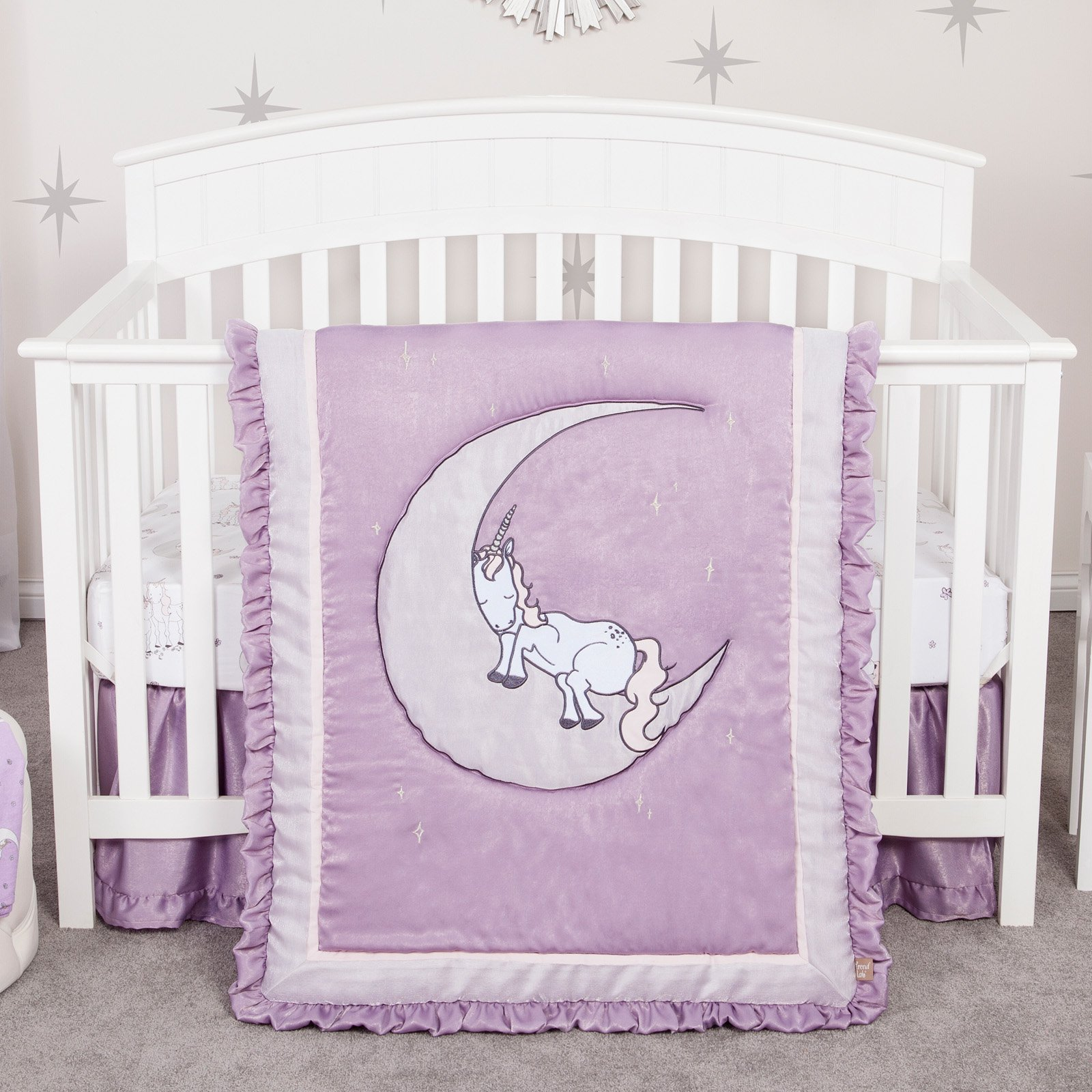 Unicorn Dreams 3 Piece Crib Bedding Set By Trend Lab Infant