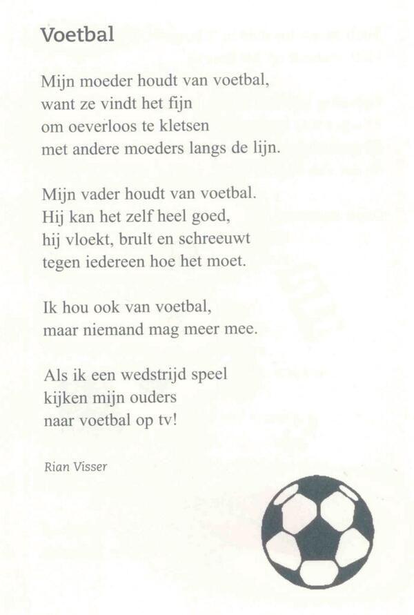 Citaten Liefde Voor Je Kind : Résultat de recherche d images pour quot gedicht over voetbal