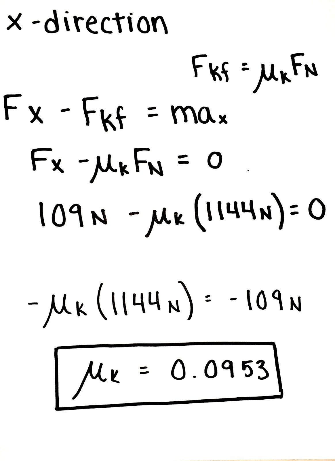 Kinetic Friction Force Equation Related Keywords Amp Suggestions