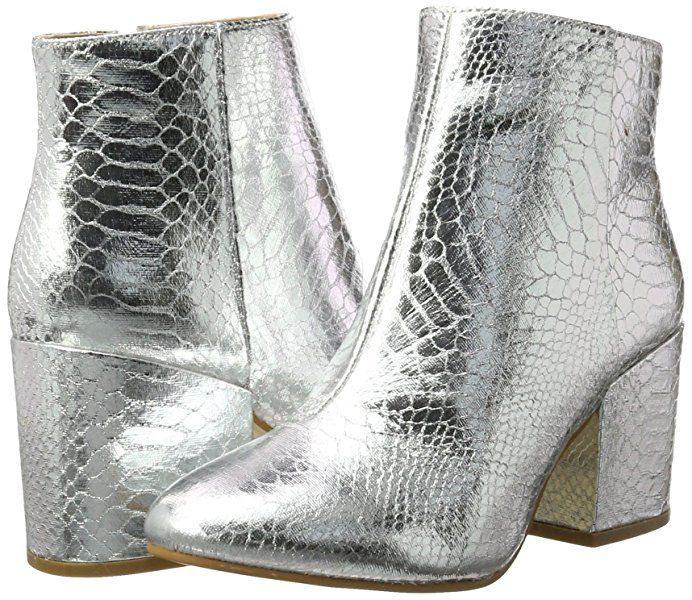 Shoes Metallic Damen Pu 6358 Buffalo Stiefel 416 Snake v0N8Omnw