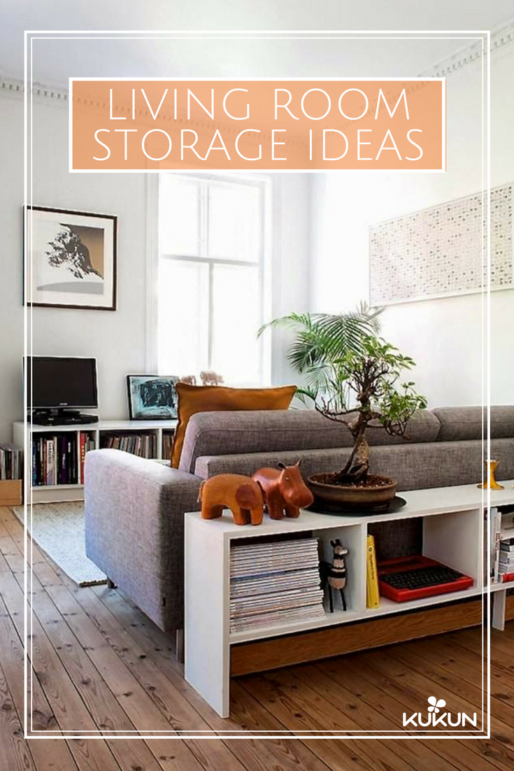 7 Clever Living Room Storage Ideas For Your Home With Im