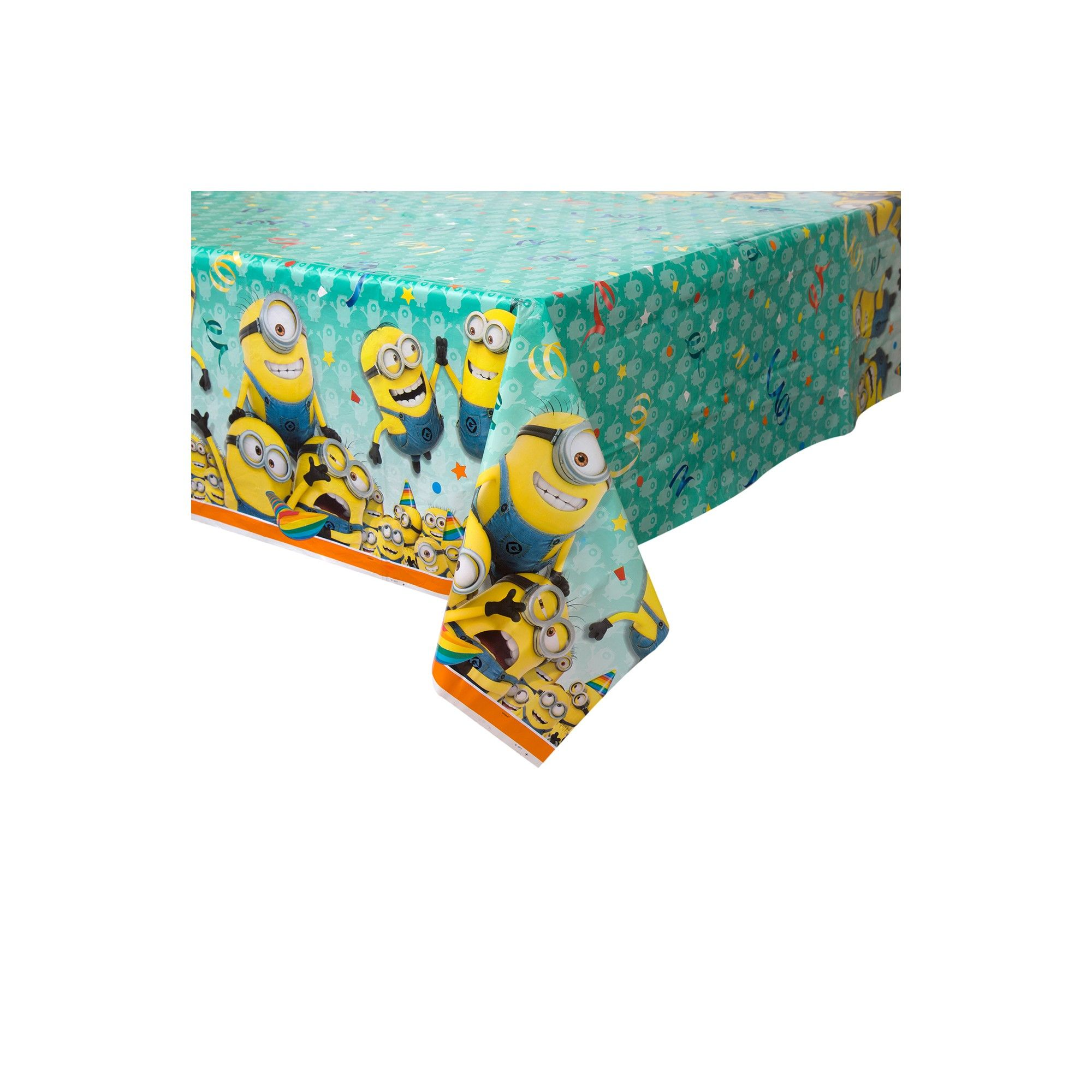 225 & Despicable Me Minions Table Cover in 2019 | Products | Table ...