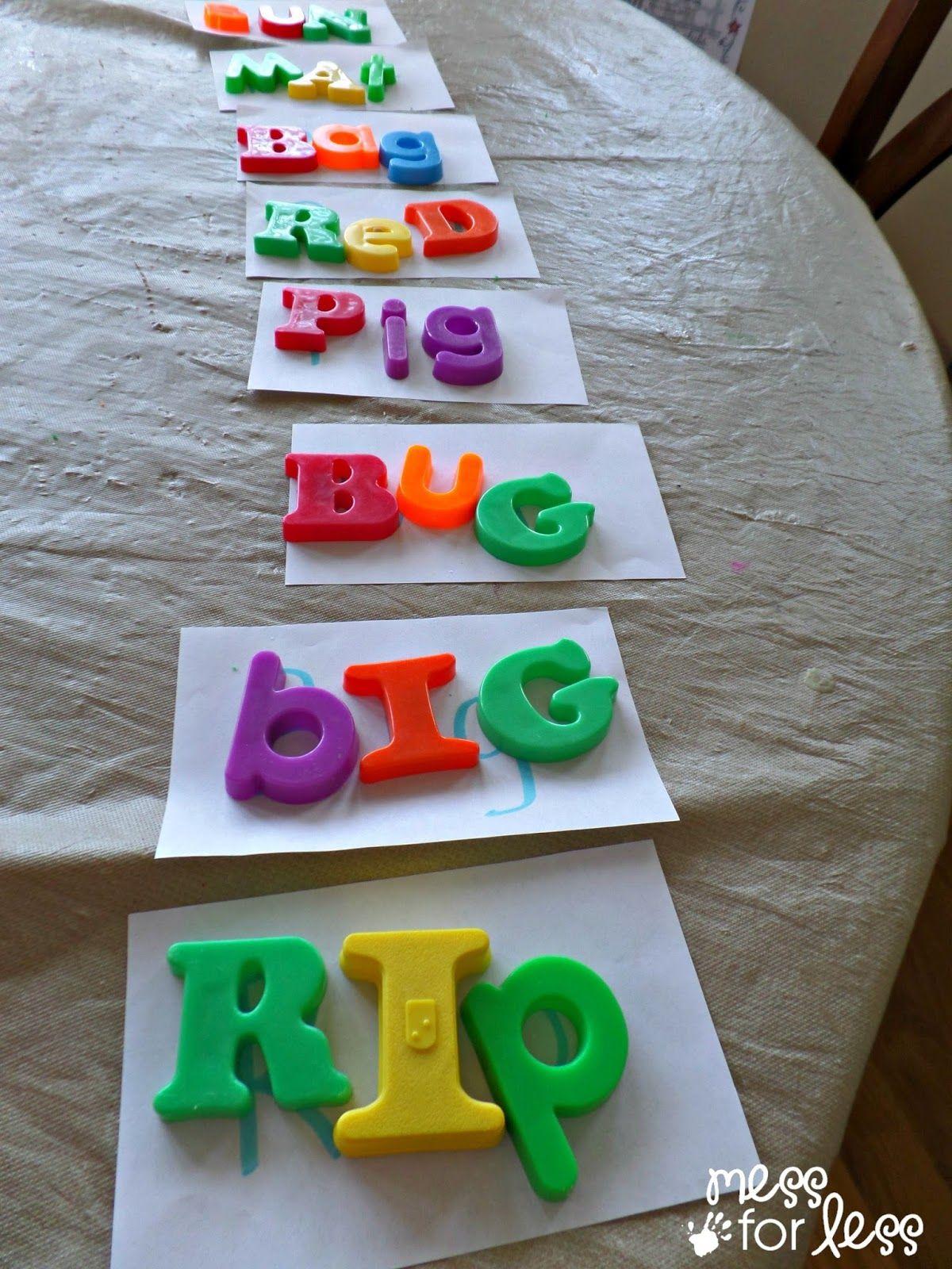 Word Games Sensory Word Hunt Kindergarten math games