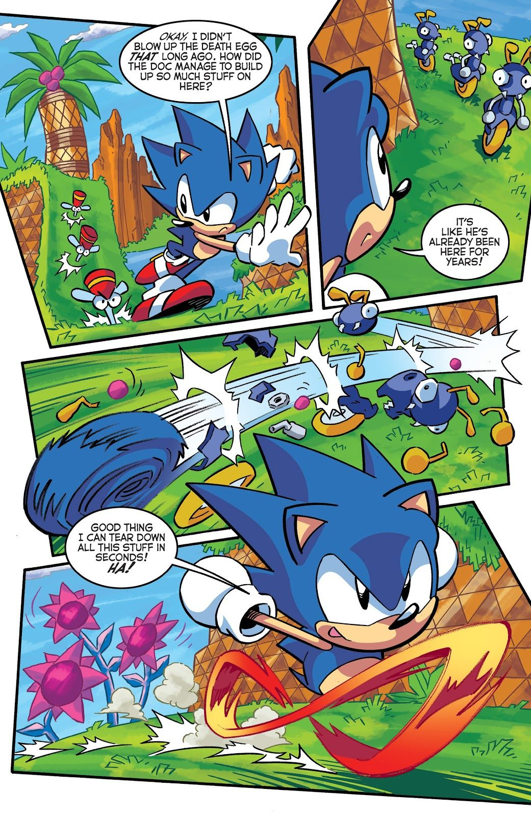 Sonic The Hedgehog 1993 Issue 290 Read Sonic The Hedgehog 1993 Issue 290 Comic Online In High Quality In 2020 Sonic The Hedgehog Sonic Hedgehog
