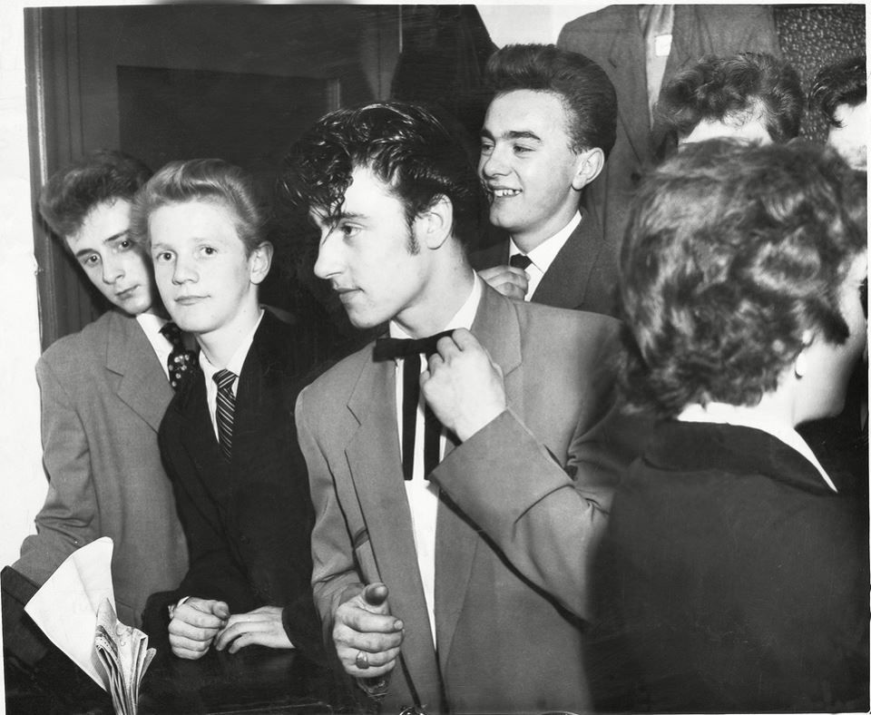 Edwardian Teddy Boy Suits Tailors In London: Teddy Boys Were The Dandies Of The 1950s- The British