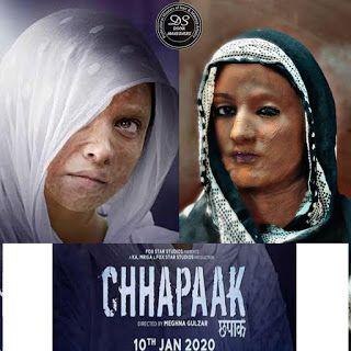 Chhapaak movie review. Cast:Deepika padukone,Vikrant ...