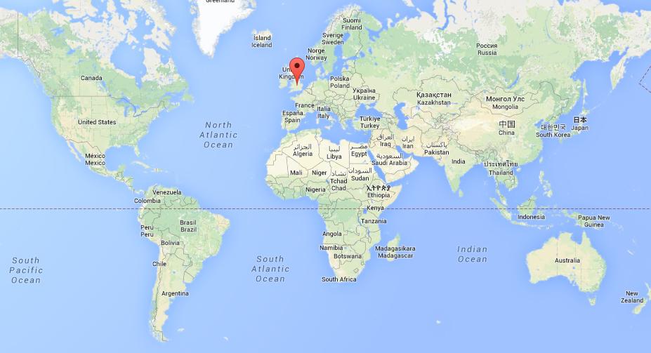 Guía básica para viajar a Londres e Inglaterra   Mapas del mundo ...