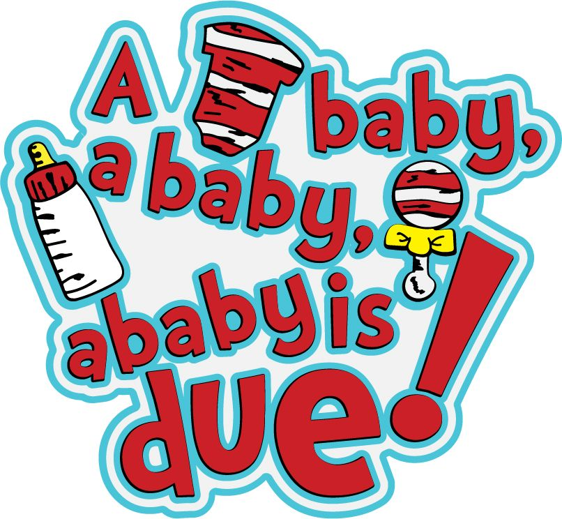 dr seuss baby shower title visit www svgcoop com to download this rh pinterest com Dr. Seuss Oobleck Clip Art Dr. Seuss Printables