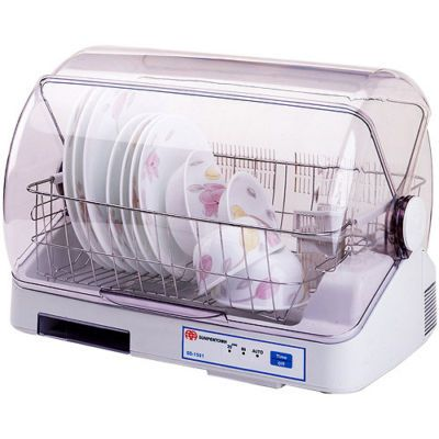 Compact Countertop Dish Dryer, Portable Tabletop Small ...