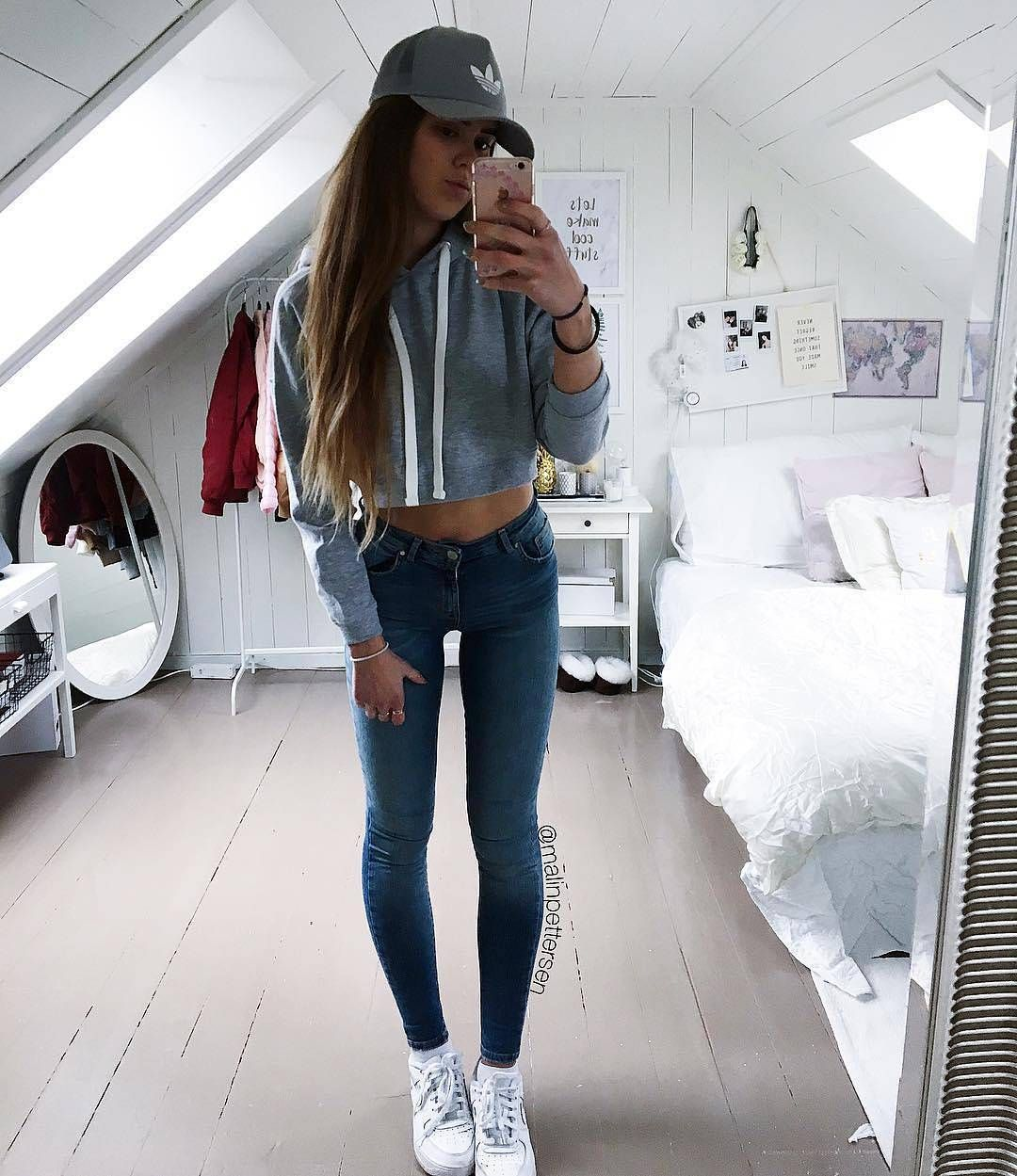 Yes or no credit malinpettersen americanstyle fashion pinterest baddie clothes and Best fashion style tumblr