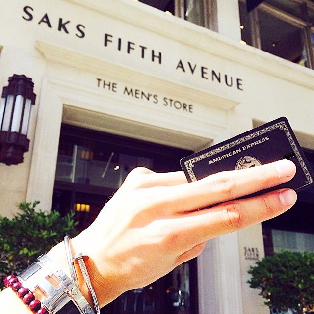 Shopping time at #SaksFifthAvenue #SanFrancisco! #BlackCard #AmexBlackCard by the_marcus_adolf