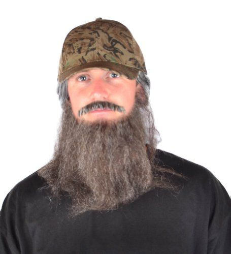 Si Robertson Halloween Costume Ideas and Accessories @Erin Riddell - halloween costumes with beards ideas