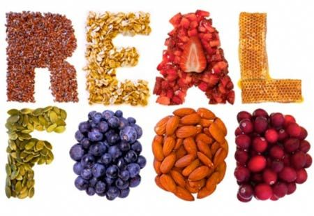 Grains, Seeds, Honeycomb, Fruits, and Nuts