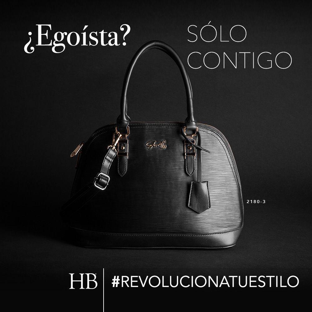 ¿Egoísta? SÓLO CONTIGO #HB PREMIUM MODELO 2180-3 En Noviembre #RevolucionaTuEstilo #Bolsos #Moda #Chic #Trendy