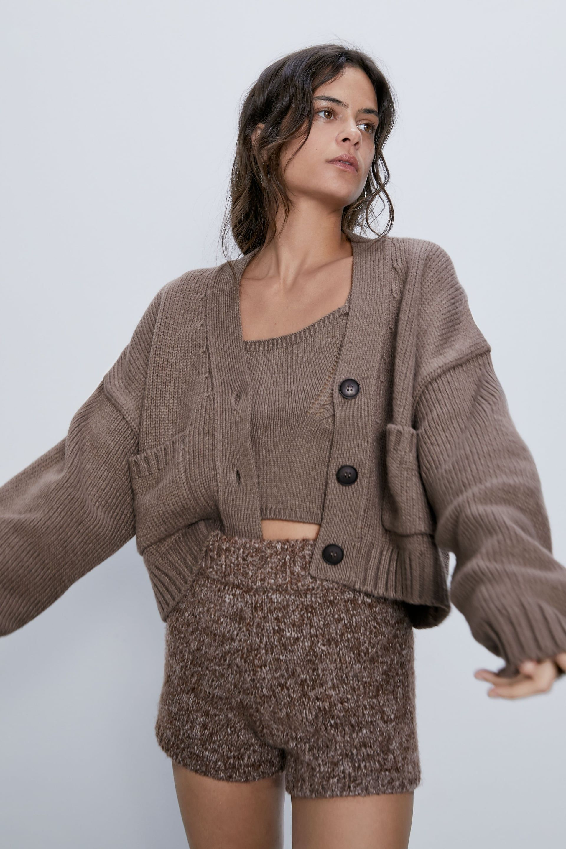 Zara Womens Cardigan Sweaters - Wood Cock Blog