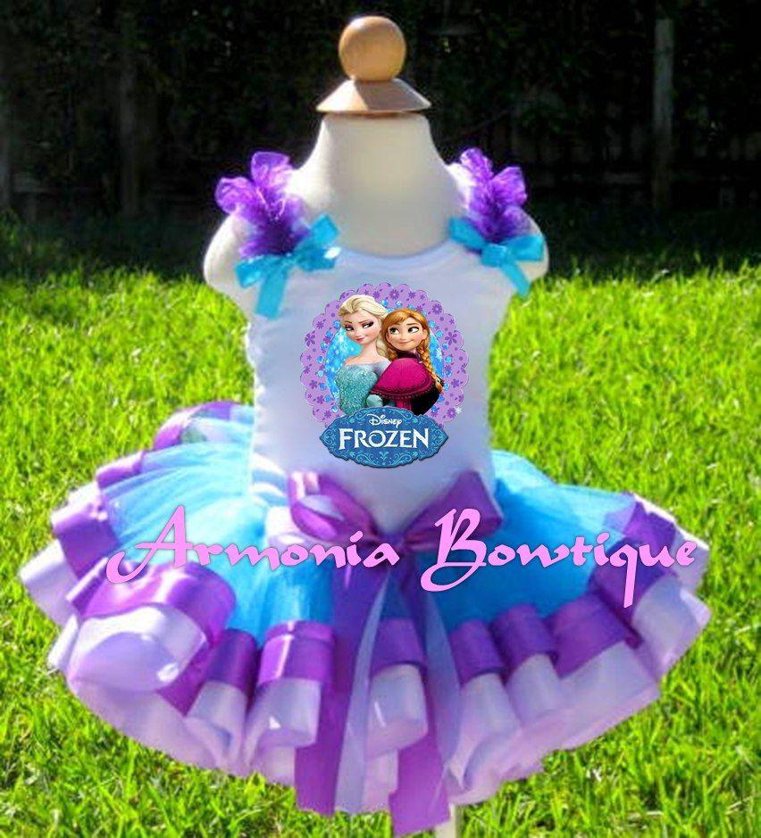 68449ef8a Vestidos Para Niñas Conjuntos Tutu Frozen Princesa Sofia - Bs. 4.990,00 en  MercadoLibre