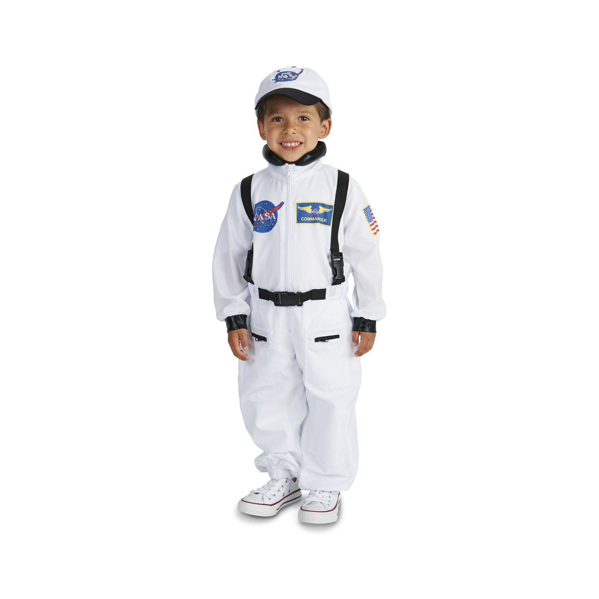 Halloween Astronaut Suit Toddler Costume 2 4T Toddler Boy s Size 2T