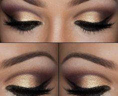 Amazing classy makeup