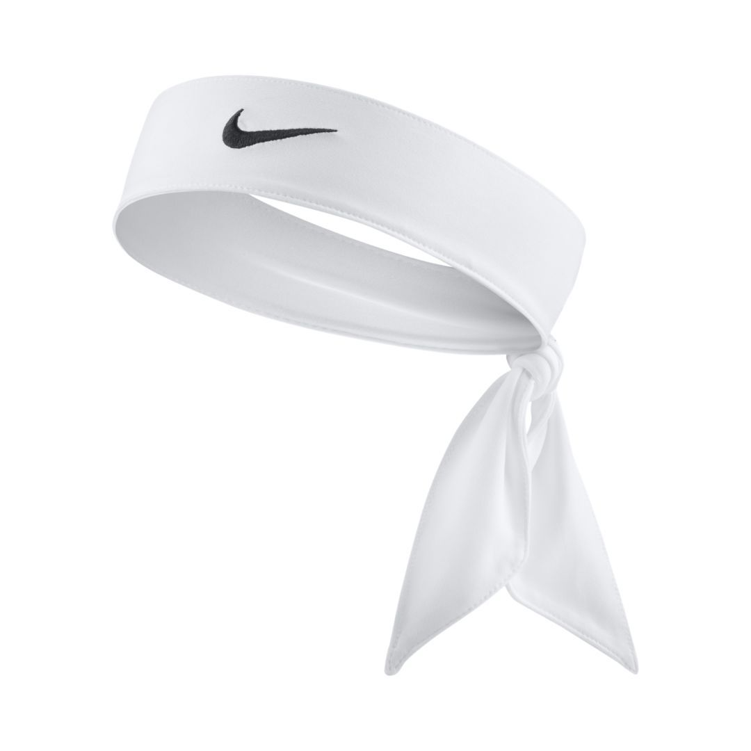 Nike Kids Head Tie Size One Size White With Images Head Ties Nike Tie Headbands Nike Kids