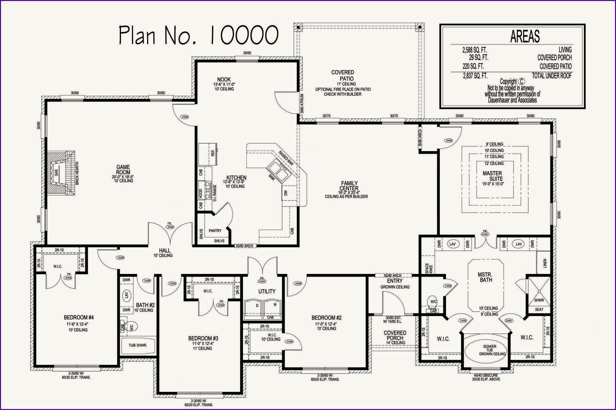 Ft House Plans Awesome 2200 Sq Ft House Plans 2200 Sq Ft House Plans  Awesome 2200 Sq Ft House Plans  House Plans 2501 to 3000 Sq Ft House Plans by DauenhauerAwesome 2200...