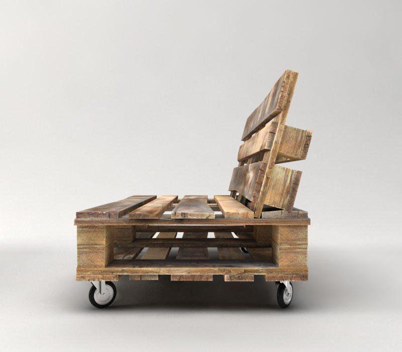 Palettensofa bauen - Die schönstes DIY Beispiele #sofaauspalletten