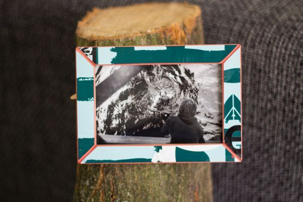 Recycling Skateboard Picture Frame | Recycled and Upcycled Stuffs ...