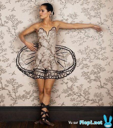 danseuse sur tapisserie tapisserie pinterest peinture art et peinture sur corps. Black Bedroom Furniture Sets. Home Design Ideas