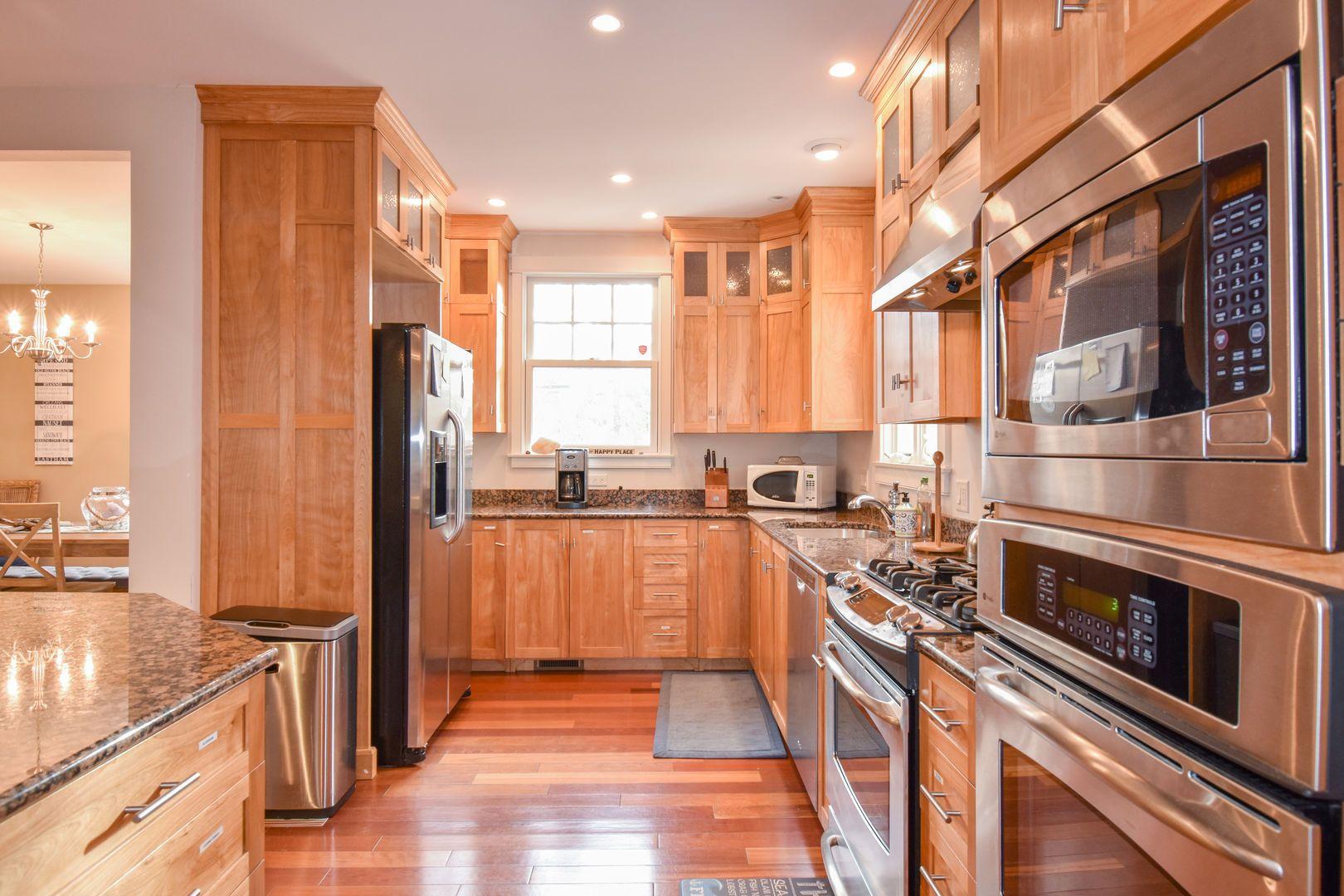 Kitchen remodel double oven kitchen kitchen remodel