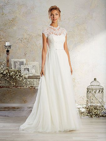 Alfred Angelo Bridal Style 8570 from Modern Vintage Bridal Gowns ...