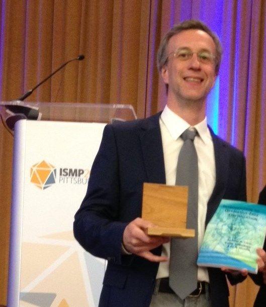 Boas Notícias - Matemático português conquista prémio internacional