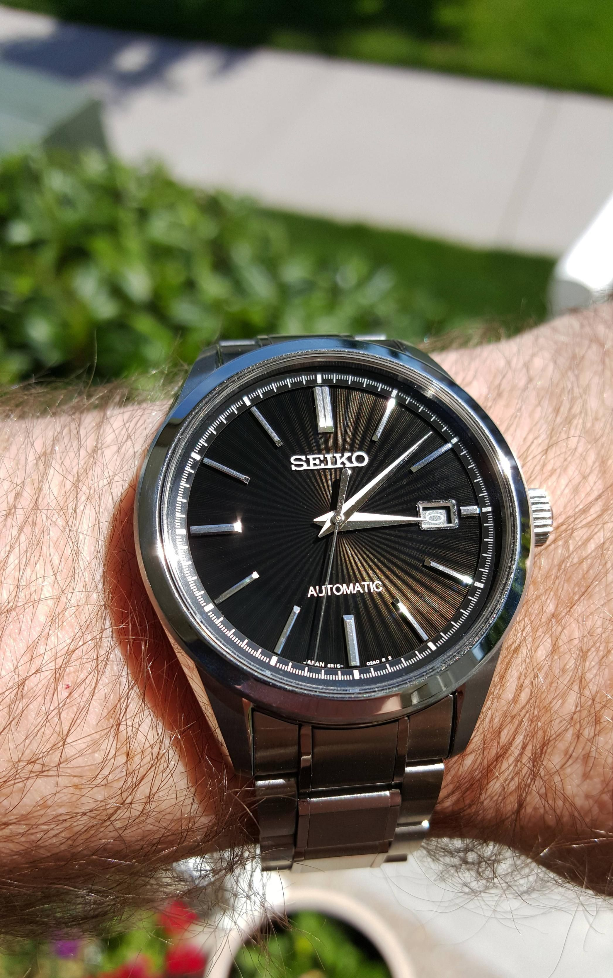Seiko Brightz SDGM003 Review -