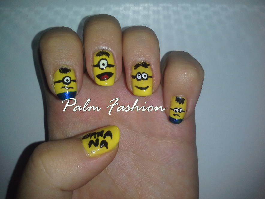 New Participants Nail Art Talent Contest Week 3 If You Want To