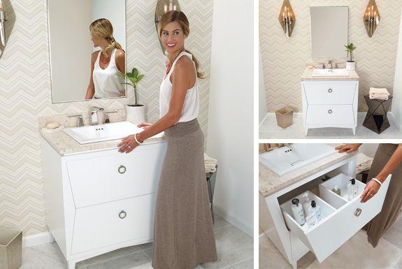 Lexie Ronbow Vanities Size 30 24