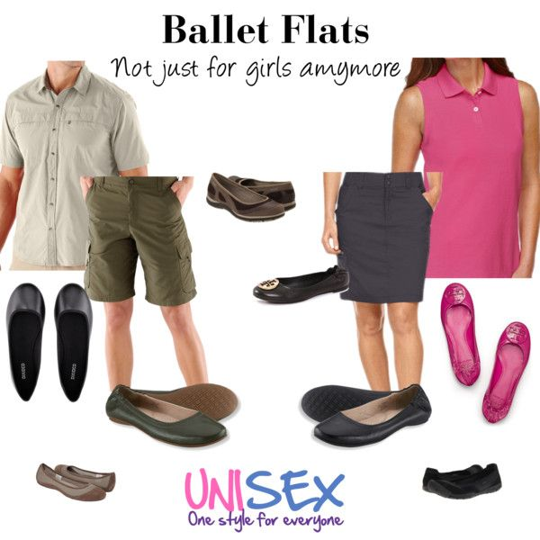 Ballet Flats for Guys and Girls