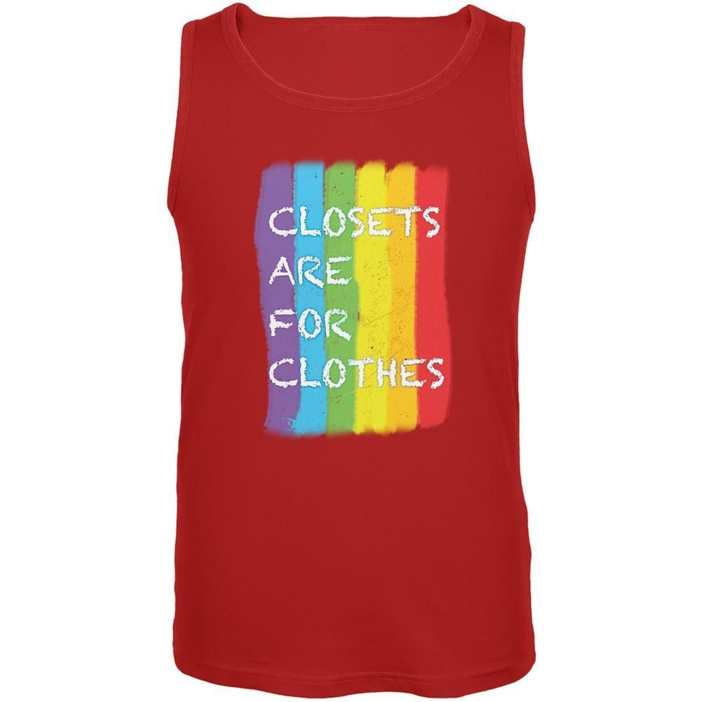 closets gay clothes red pin pride are tank lgbt adult for closet top
