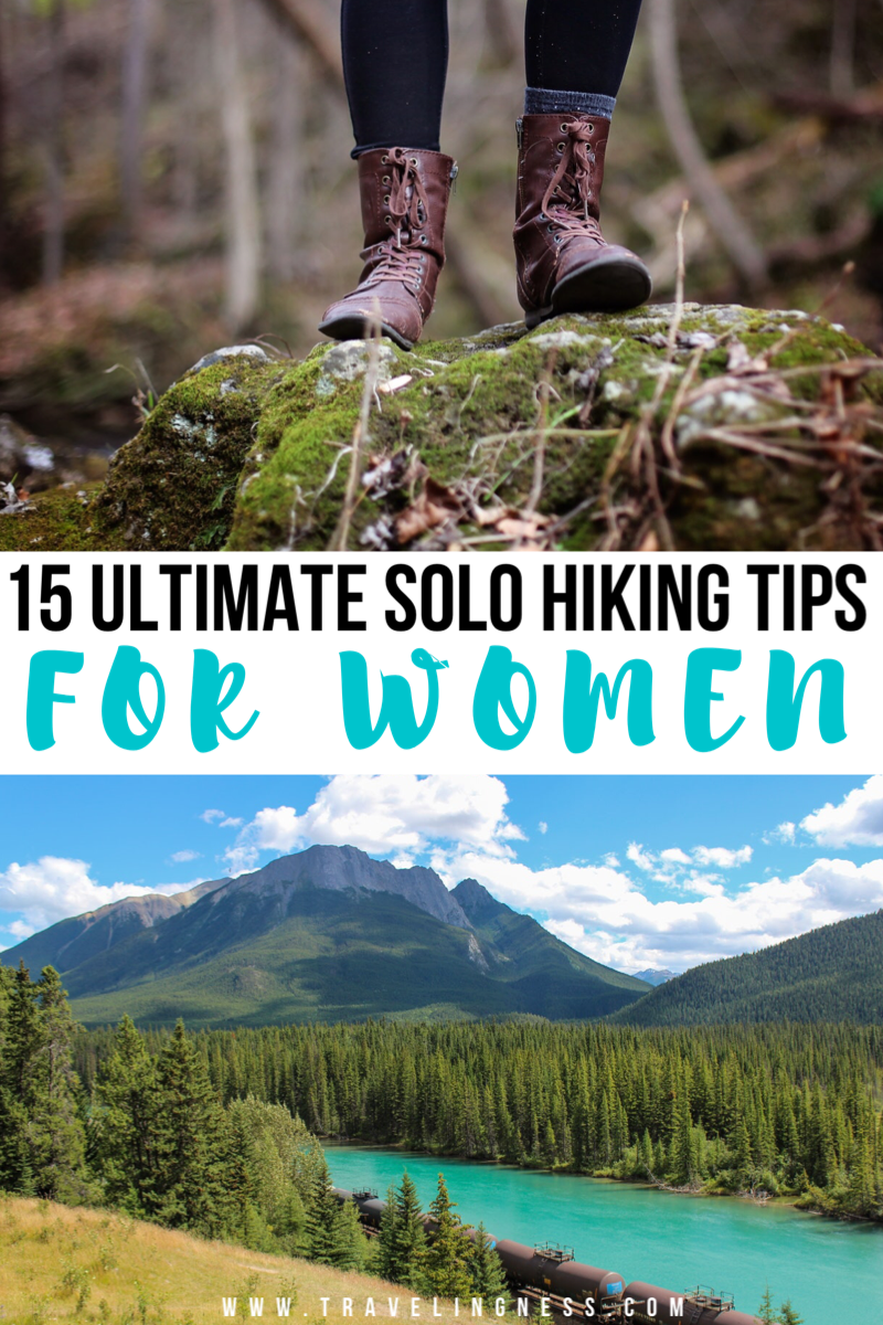 Photo of 15 Ultimate Solo Hiking Tips For Women