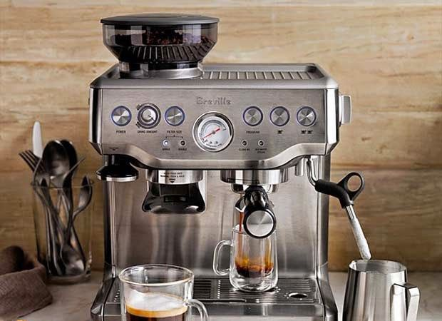 Breville Barista Express Review It S Our Pick 2015 Breville Barista Express Espresso Best Espresso Machine