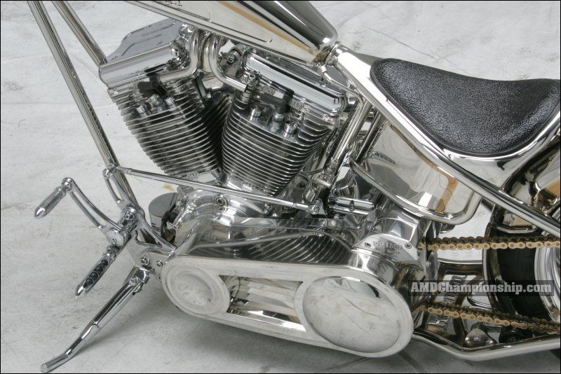 AMD World Championship, Kazuyasu Huruya, bike details & gallery