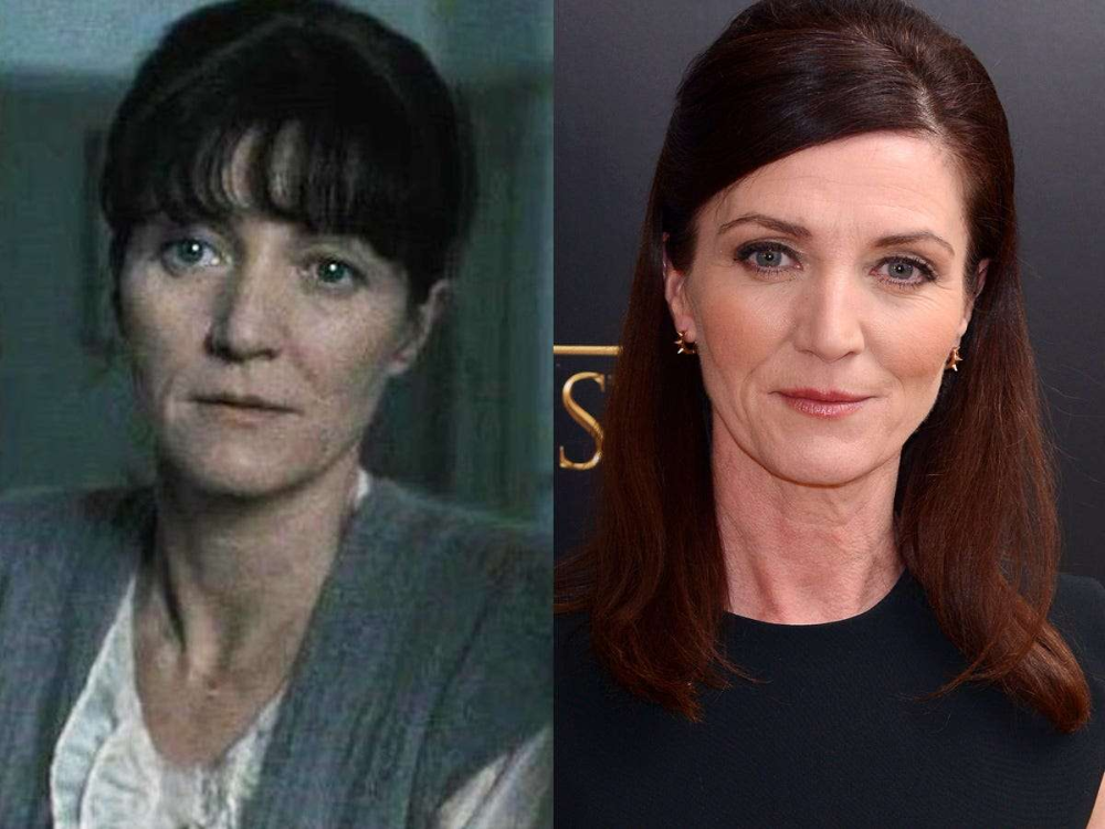 Stars You Probably Didn T Realize Were In The Harry Potter Movies C Warner Bros And Karwai Tang Getty I Michelle Fairley Hairspray Live Harry Potter Movies