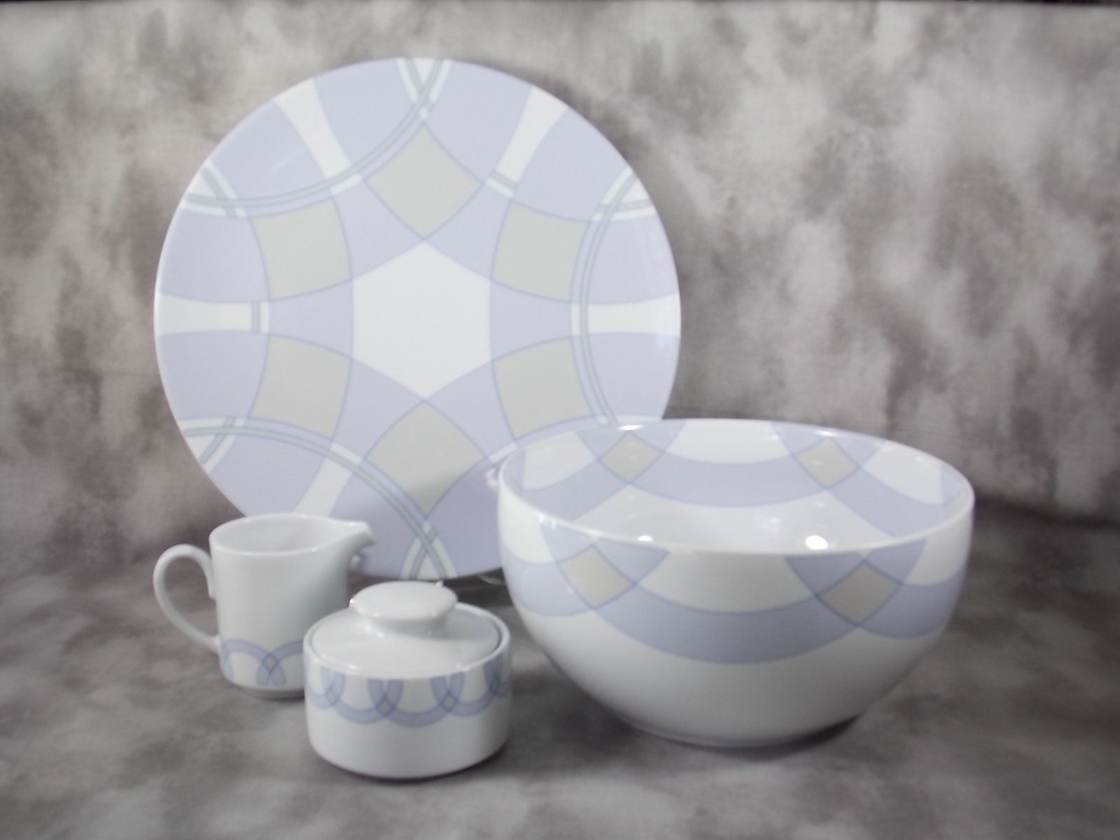 Mikasa Studio Nova Arch Hostess Set Pick A Piece Chop Plate