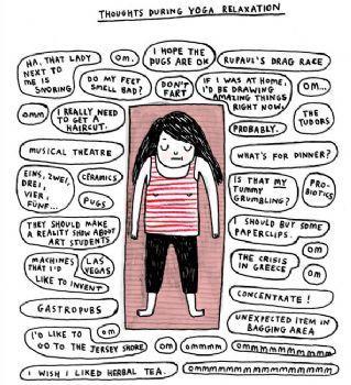 savasana cartoon | Yoga quotes funny, Yoga funny, Yoga ...