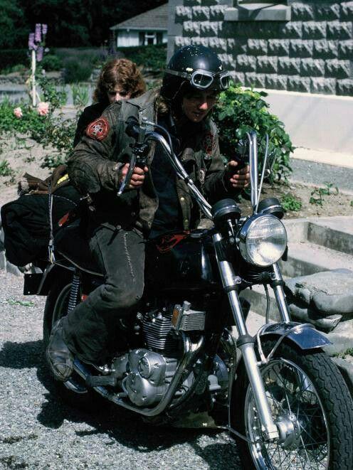 OUTLAWS MC napier NZ   Daytona beach bike week, Harley bikes