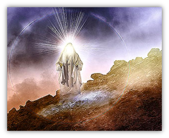 Contemplatives in the World: Lecture One: The Sinai Covenant   Melchizedek, Transfiguration of jesus, The transfiguration