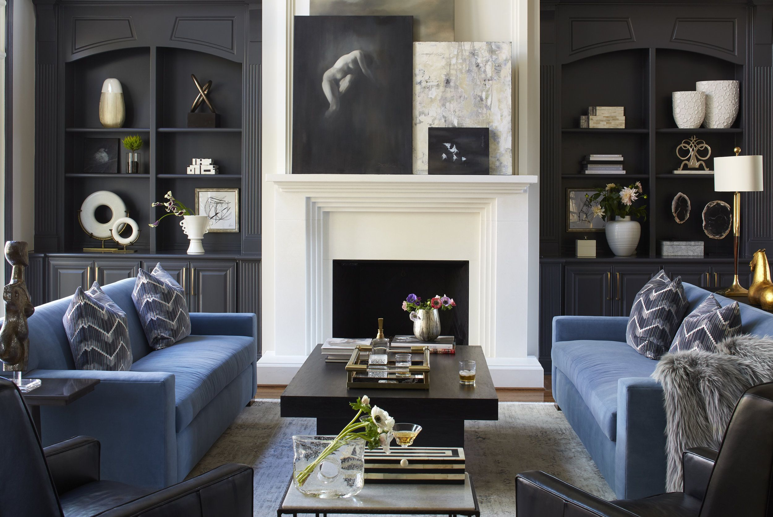 Minhnuyet Hardy Interiors Luxury, Modern And Contemporary Living Room Best