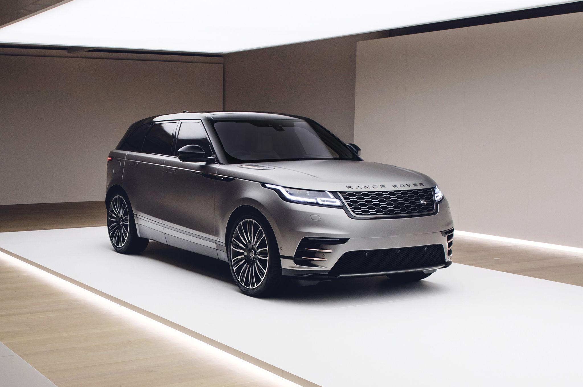 2018 Range Rover Velar Range rover sport price, Range rover