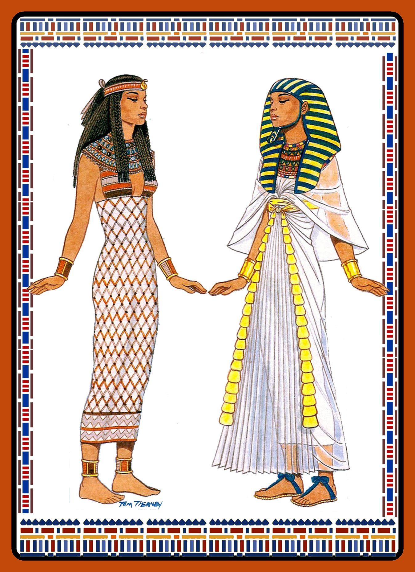 древний египет костюм с картинками снова наткнулась нее