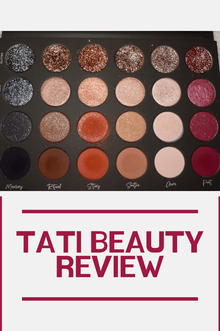 Tati Beauty Review + Swatches (With images) Beauty